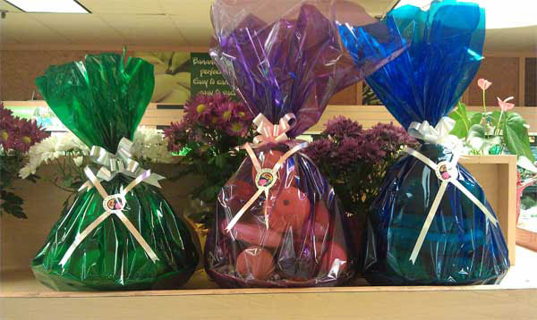 Produce Gift Baskets