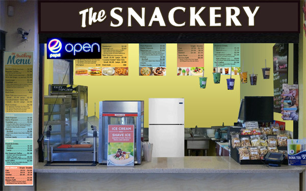 KTA Puainako The Snackery