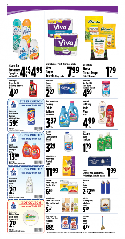 Image of page 6 of Weekly Ad