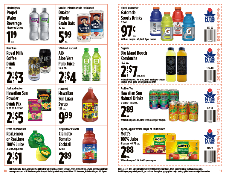 Image of page 10 of Coupon Book