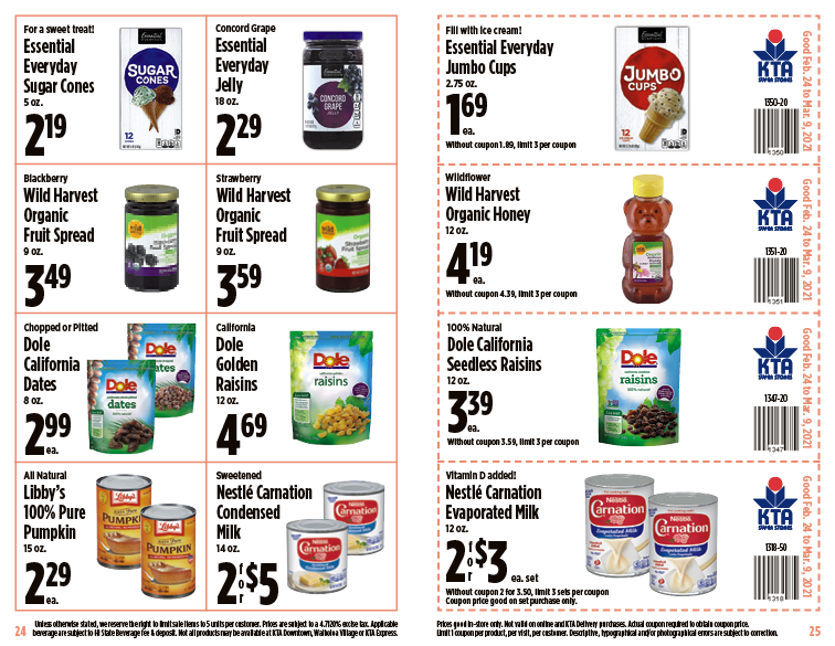 Image of page 13 of Coupon Book