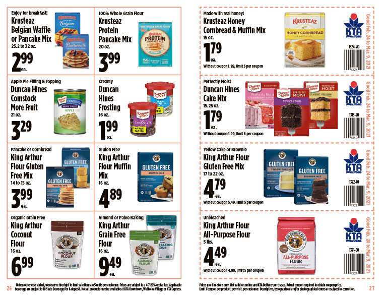 Image of page 14 of Coupon Book