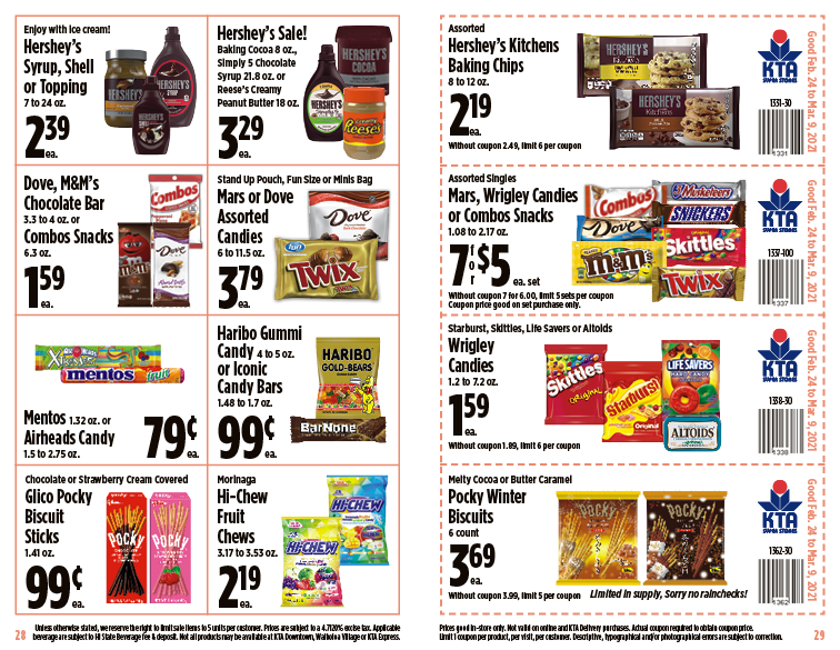 Image of page 15 of Coupon Book