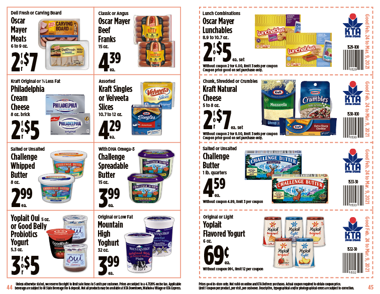 Image of page 23 of Coupon Book