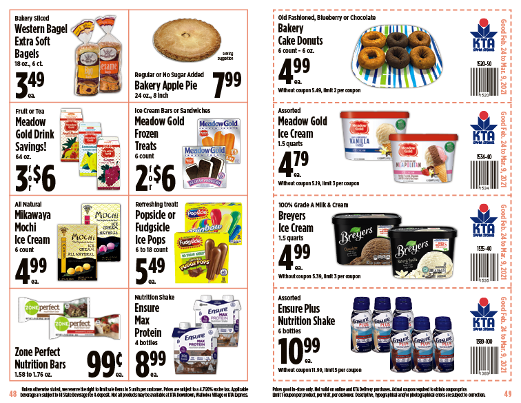 Image of page 25 of Coupon Book