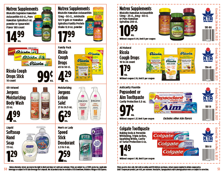 Image of page 26 of Coupon Book