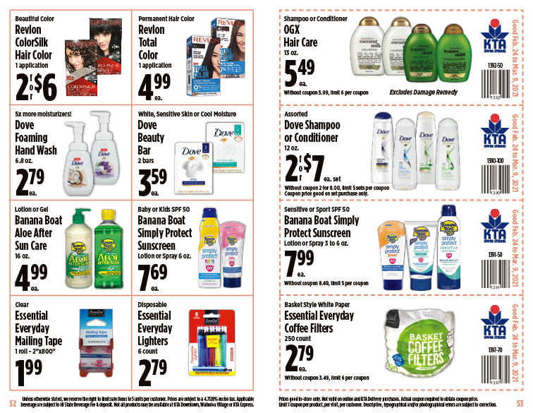 Image of page 27 of Coupon Book