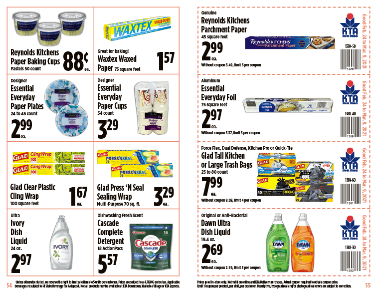 Image of page 28 of Coupon Book
