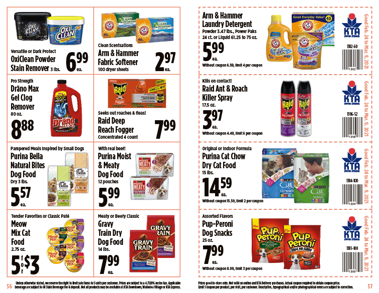 Image of page 29 of Coupon Book