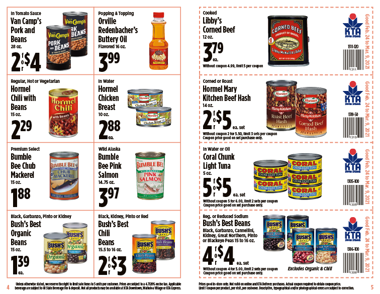 Image of page 3 of Coupon Book