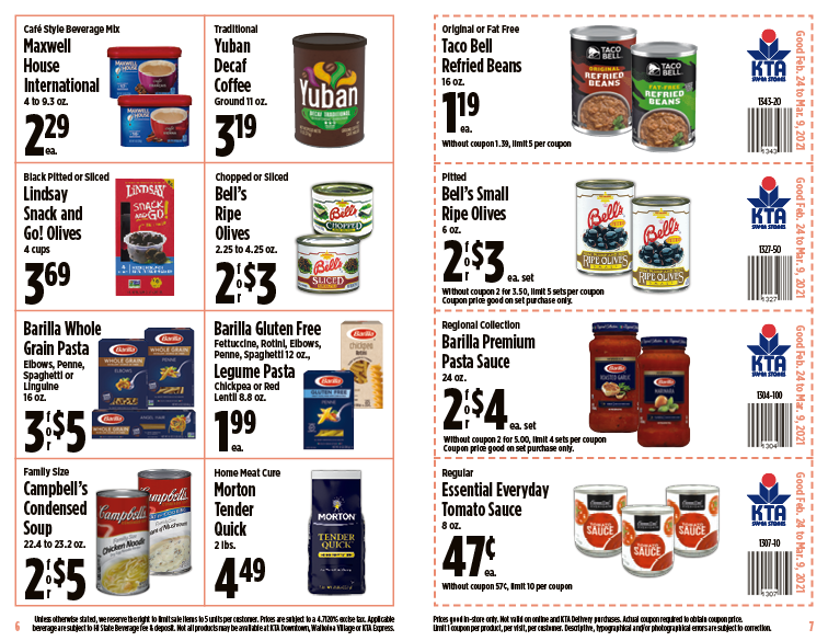 Image of page 4 of Coupon Book