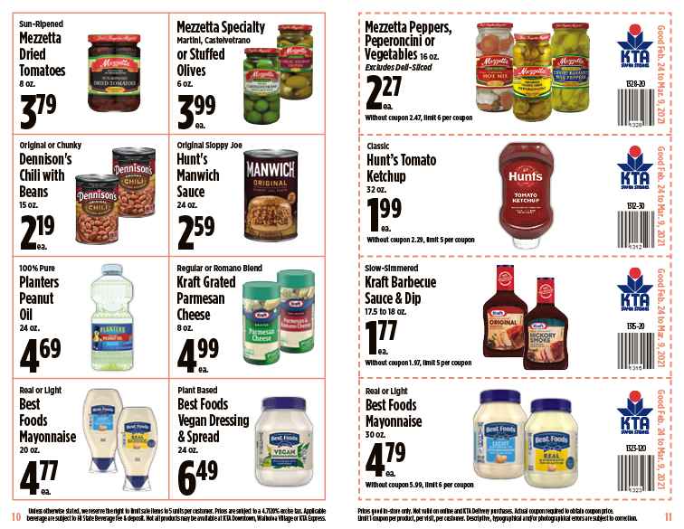 Image of page 6 of Coupon Book