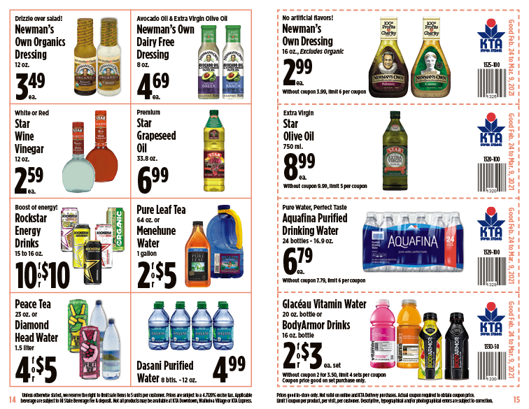 Image of page 8 of Coupon Book