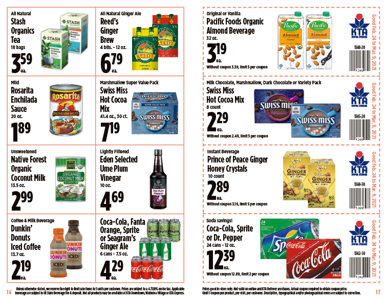Image of page 9 of Coupon Book