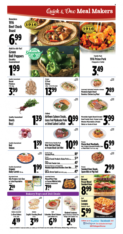 Image of page 3 of Weekly Ad