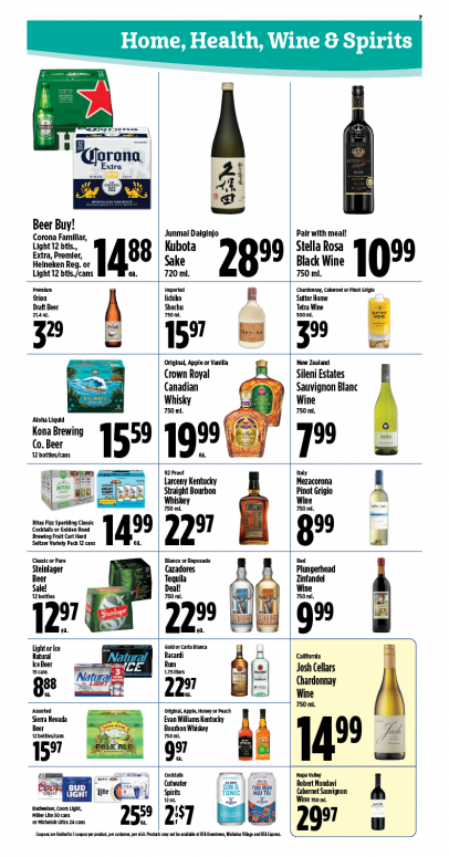 Image of page 7 of Weekly Ad