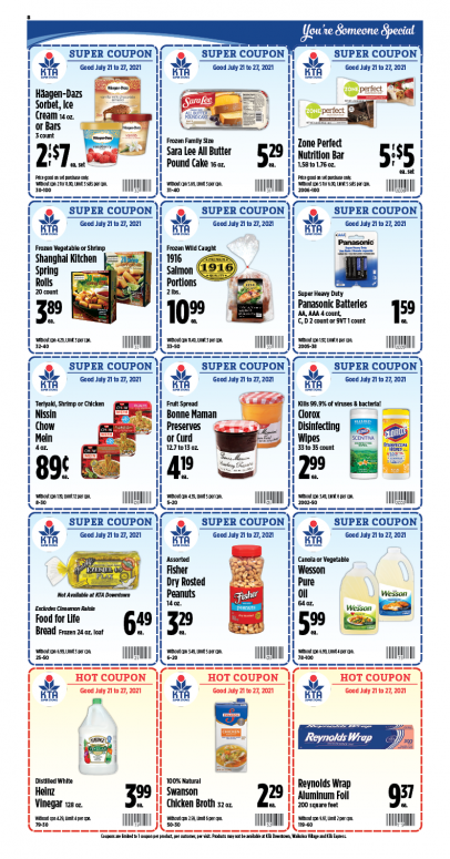 Image of page 8 of Weekly Ad