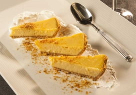 Hawaii Island Lime Tart