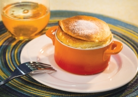 Hawaiian Grapefruit Souffle