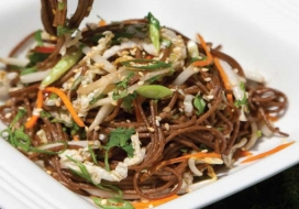 Image of Kona Coffee Soba Salad