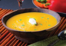 Image of Roasted Kabocha Soup