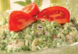 Image of Summery Pea Salad
