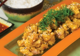 Ka'u Orange Chicken