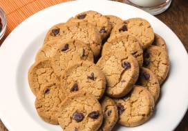Kona Coffee Chocolate Chip Cookies