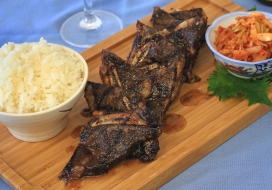 Image of Hibachi Lemongrass Short Ribs