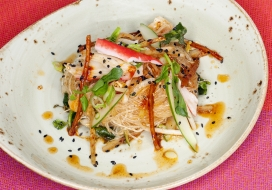 Image of Chilled Crab & Taegu Long Rice