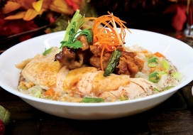 Image of Roast Turkey & Chicken Jook
