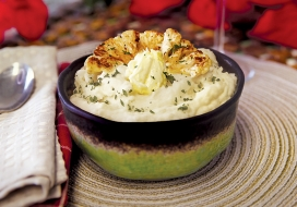 Image of Cauliflower Mashed Potatoes