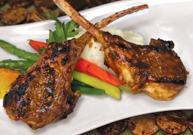 Image of Mongolian Lamb Chops