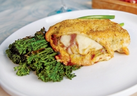 Image of Easter Sunday Stuffed Chicken Breast