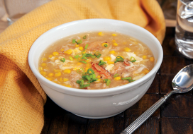 Image of Corn & Crab Soup