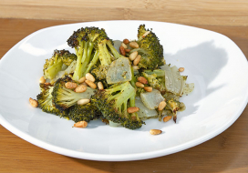 Image of Pesto Roasted Broccoli & Fennel